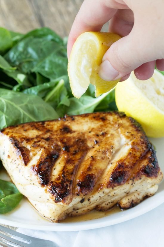 Grilled halibut forumfinder Image collections