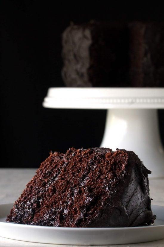 The Most Amazing Chocolate Cake Recipe Thestayathomechef Com