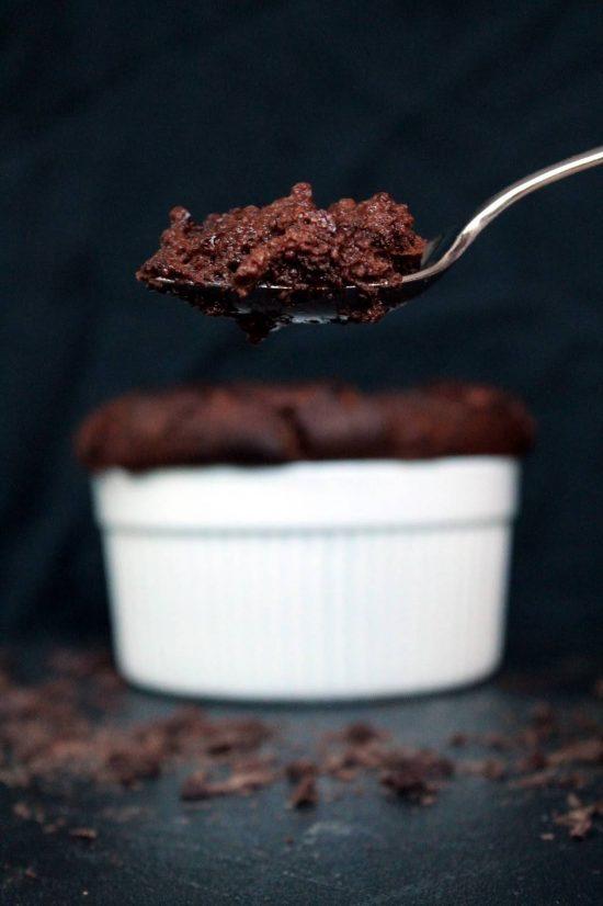Easy Chocolate Soufflé