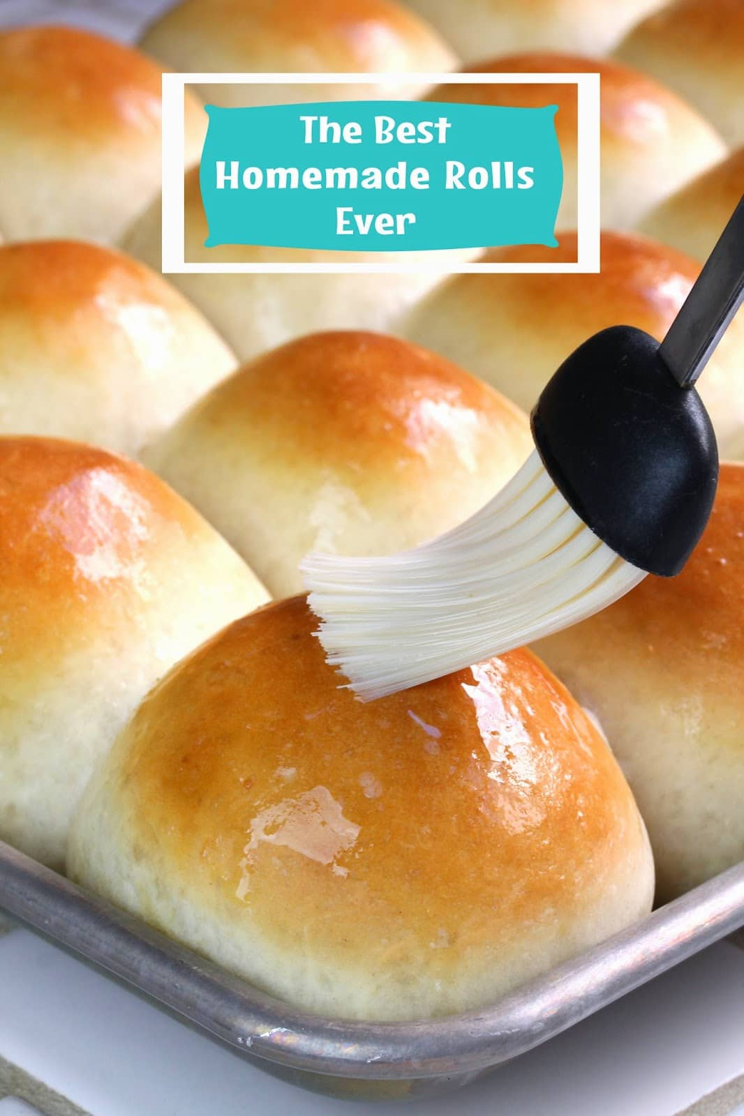 The Best Homemade Dinner Rolls Ever Thestayathomechef Com