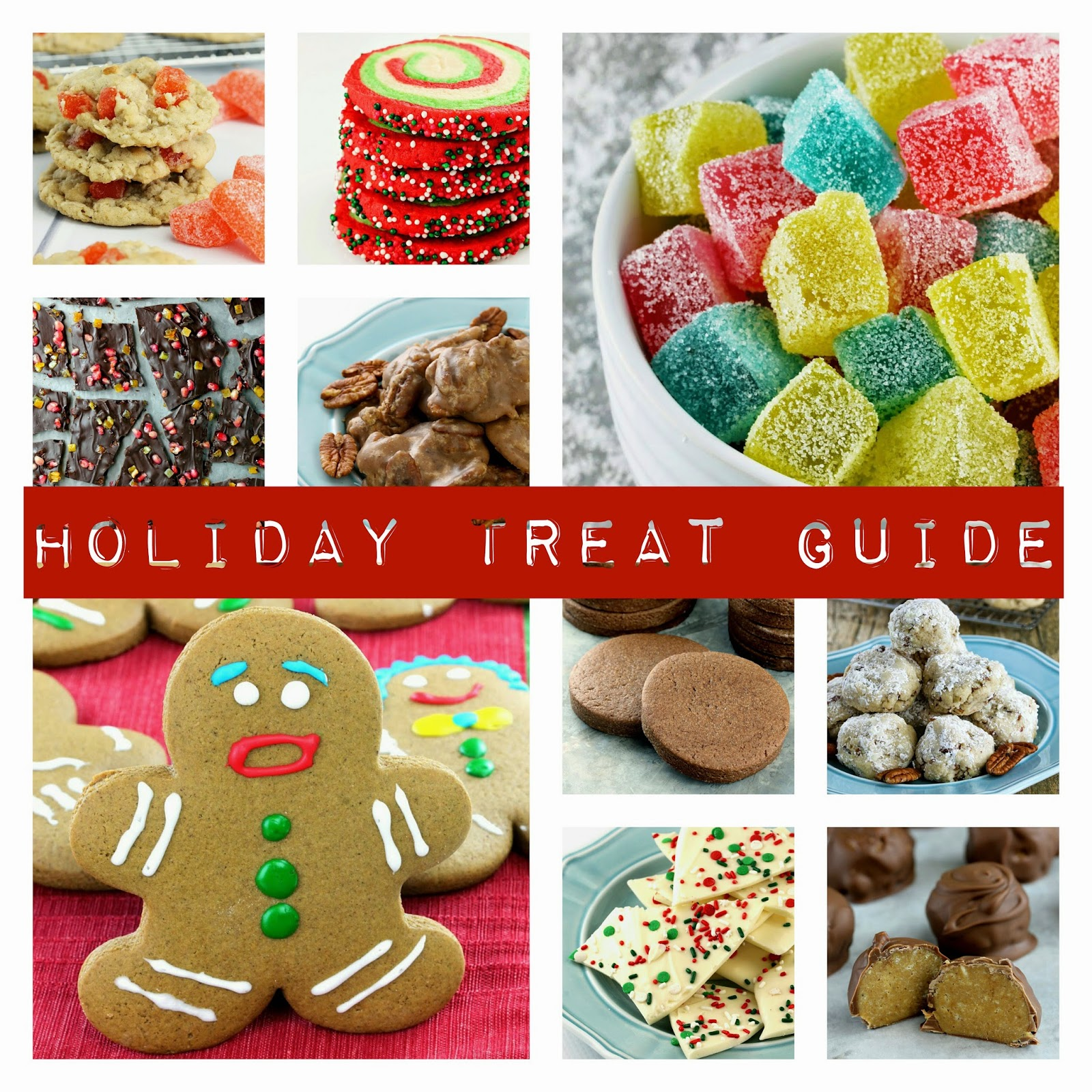 Holiday Treat Guide 20 Christmas Cookies And Treats