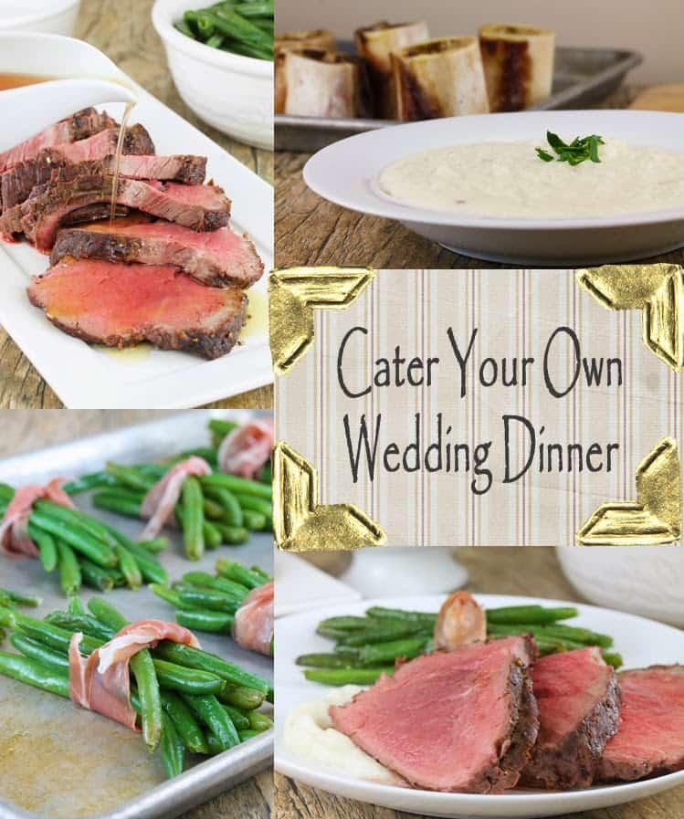 Diy Wedding Dinner