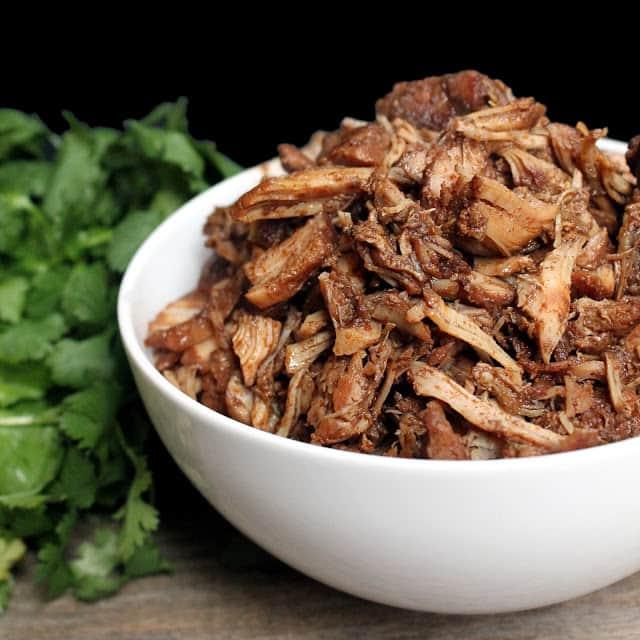 Killer Crockpot Carnitas (Slow Cooker)