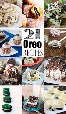 21 Oreo Recipes: Cookies, bars, cupcakes and more!