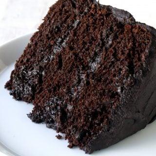 Thestayathomechef The Most Amazing Chocolate Cake