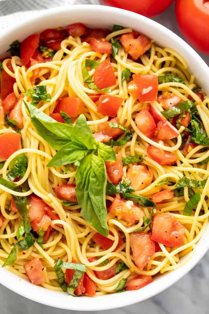 Italian Garden Pasta