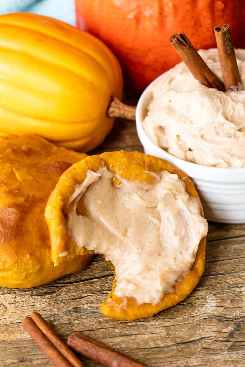 Pumpkin Fry Bread Recipe