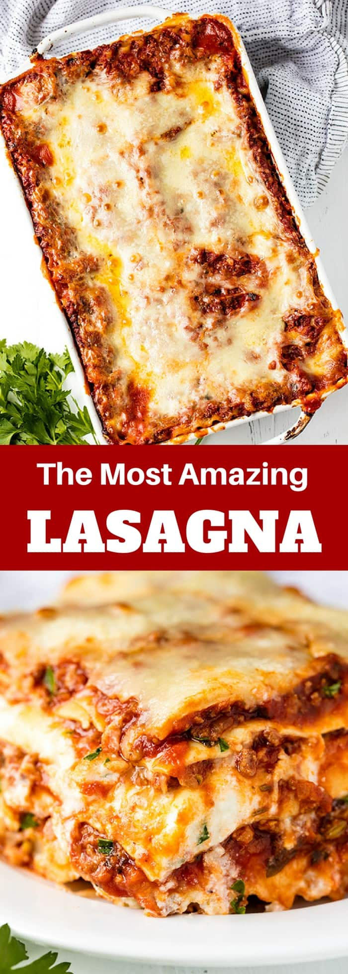 Incredible The Most Amazing Lasagna Recipe Home Interior And Landscaping Mentranervesignezvosmurscom