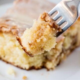 Cinnamon Roll Coffee Cake Cuisine At Home