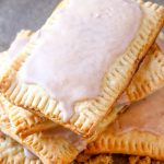 A stack of Brown Sugar Pop Tarts
