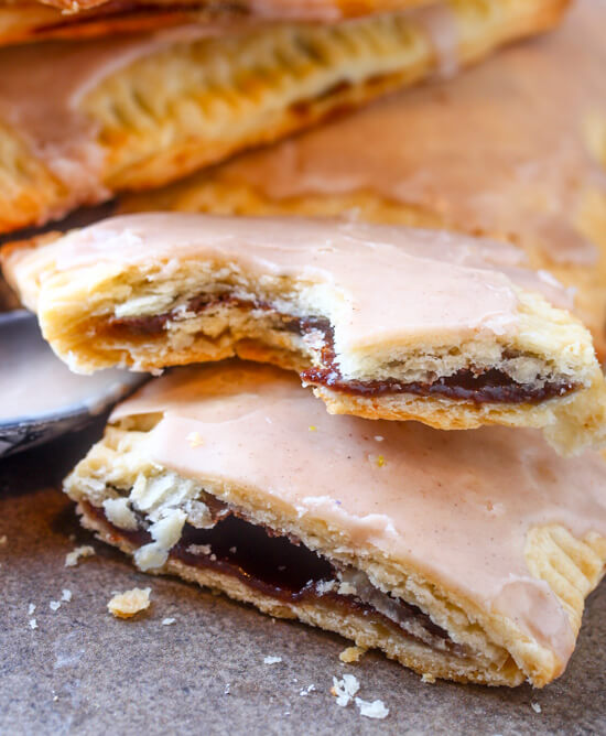 Brown Sugar Pop Tarts