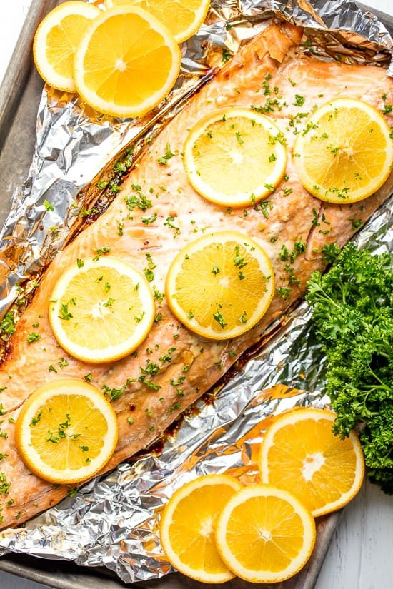 Best Salmon Marinade