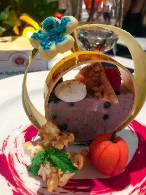 Princess Cruises Chef's Table Dessert