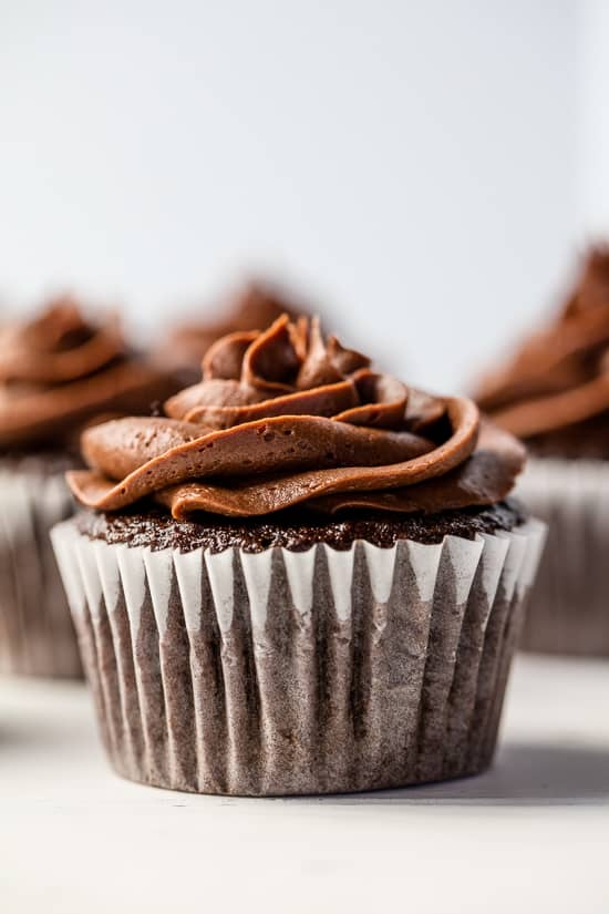The Most Amazing Chocolate Cupcake Recipe