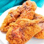 Secret Ingredient Restaurant Style Fried Chicken