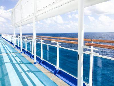 Princess Cruises Deck
