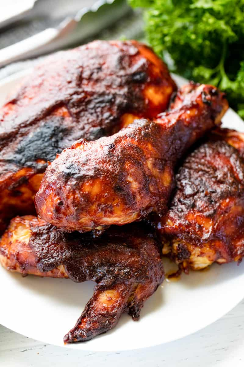 Best Oven Baked Bbq Chicken