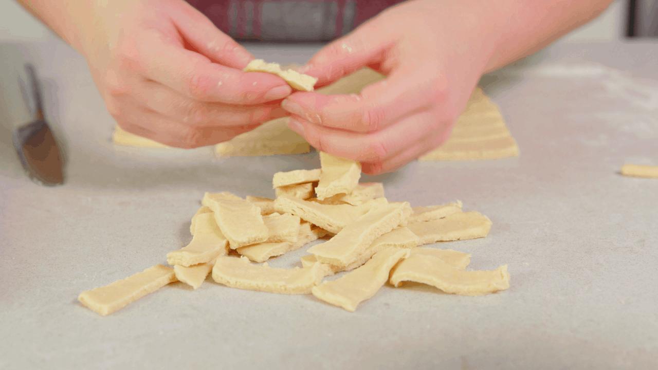 Cut Dumplings