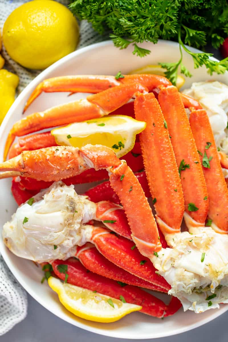 How To Cook Snow Crab Clusters
