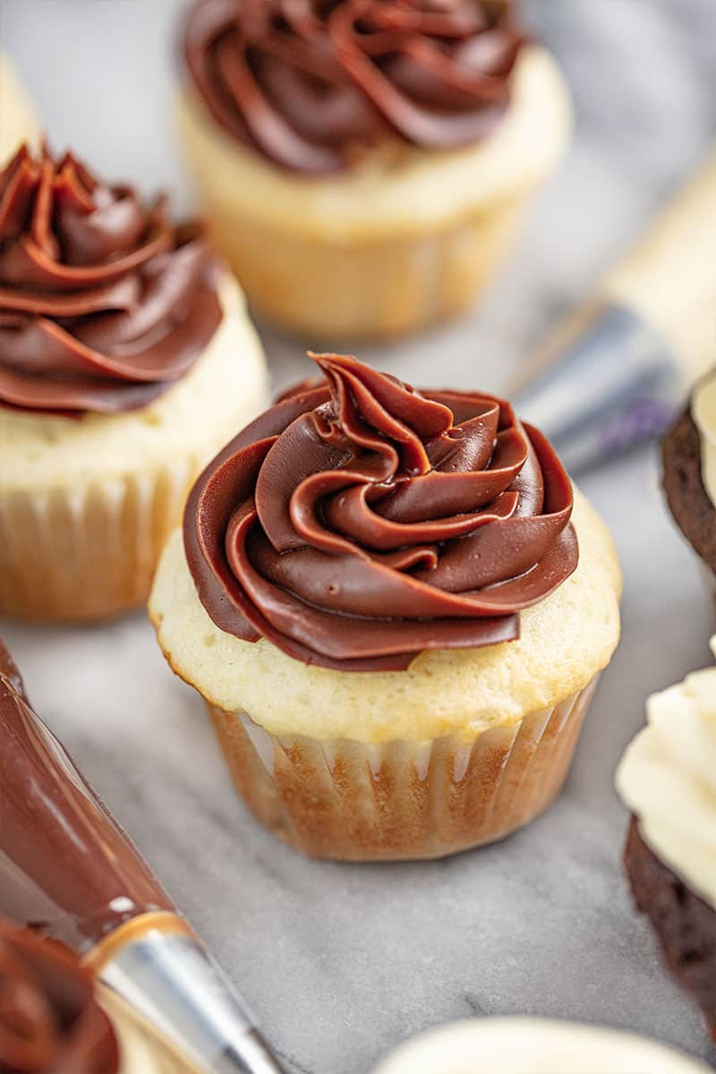 Chocolate Sweetened Condensed Milk Frosting