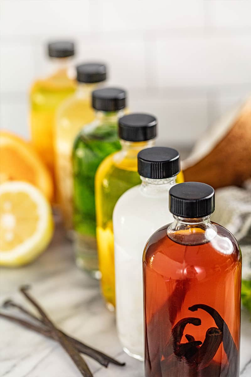 How to Make Homemade Extracts (Any flavor!)