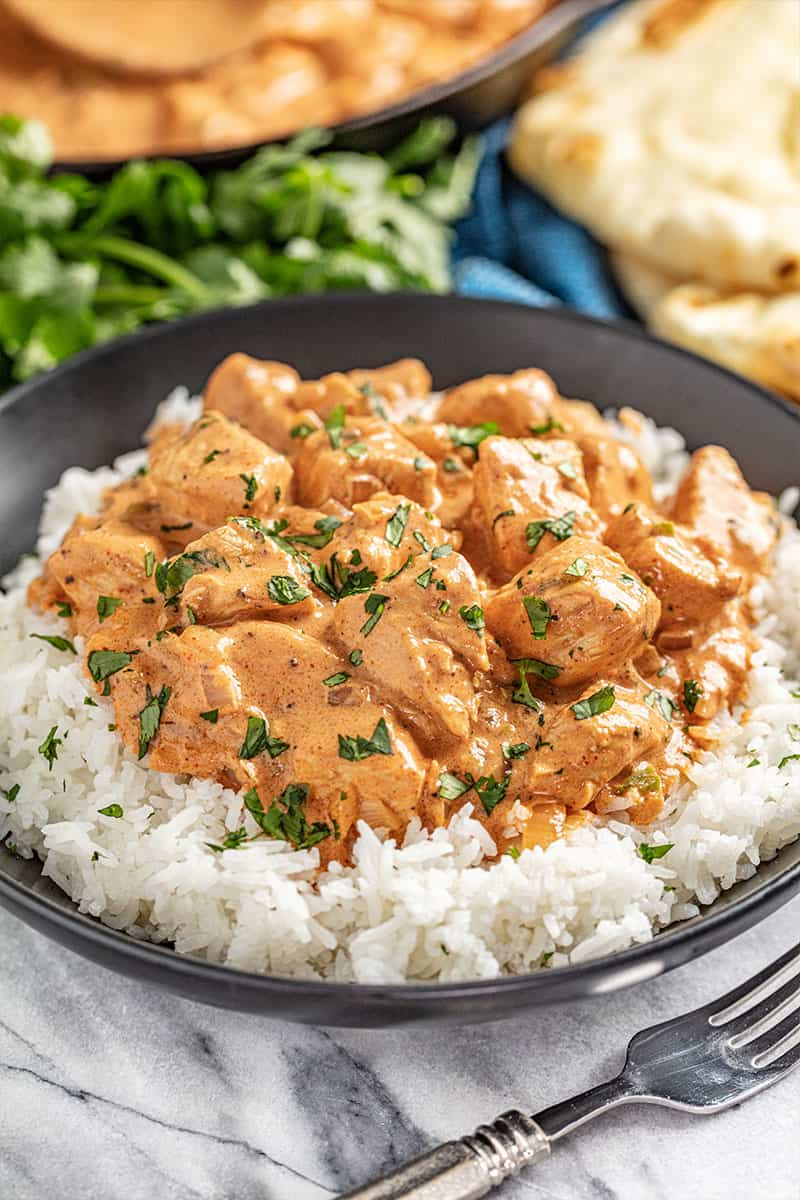 30 Minute Indian Butter Chicken