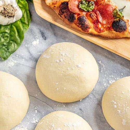Italian Style Pizza Dough
